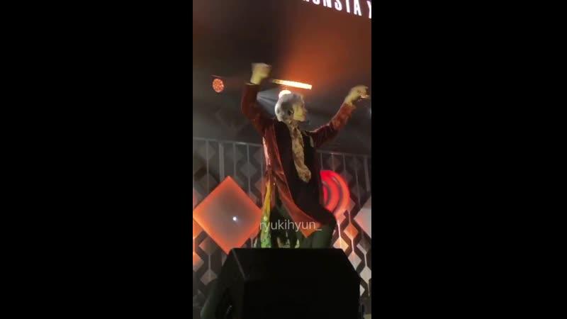 [FC|VK] [09.12.2019] @ iHeartRadio Jingle Ball Minneapolis MONSTA X - OH MY