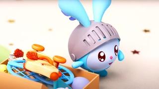 Малышарики - Два рыцаря | Новая Серия 164 |  Мультфильмы для детей