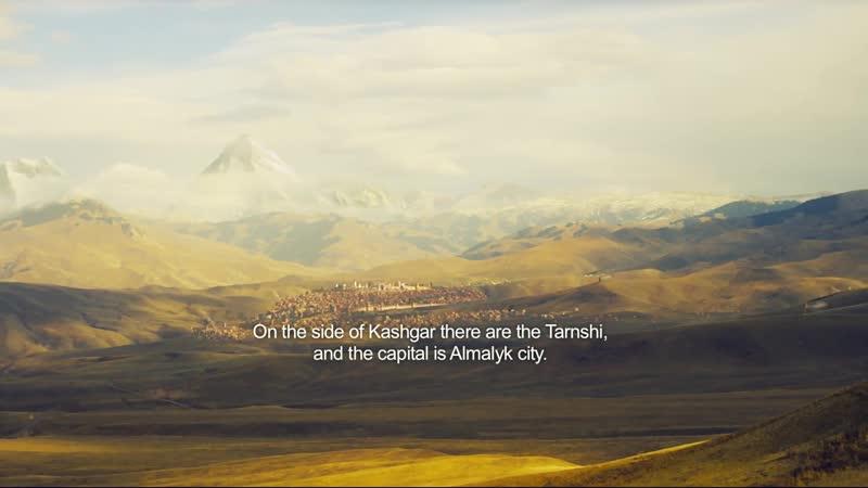 Қазақ Хандығы 1 Маусым 8 Бөлім The Kazakh Khanate Season 1 Episode 8