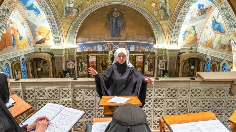 Monastic Сhoir of St Elisabeth Convent coming to Great Britain in May 2019