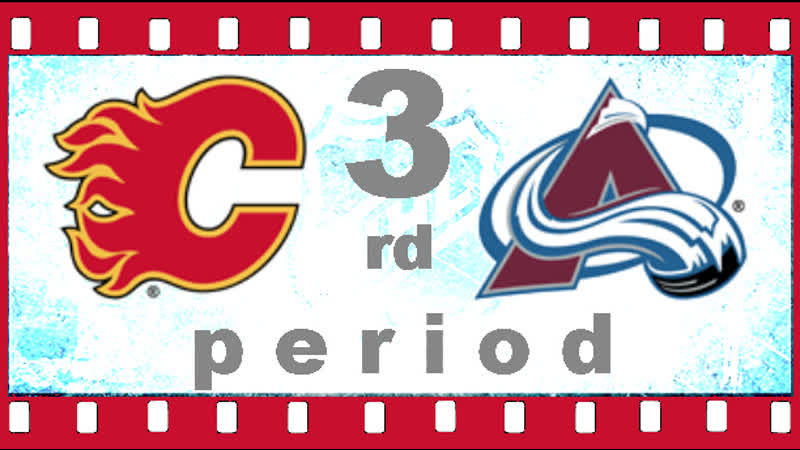 471. 9.12.2019. GAME 471. CGY ― COL 3RD