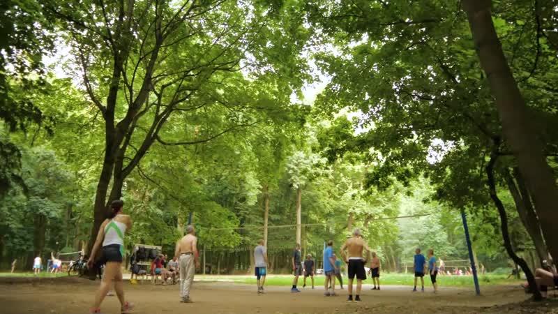 «Волейбол в парке Царицыно»
