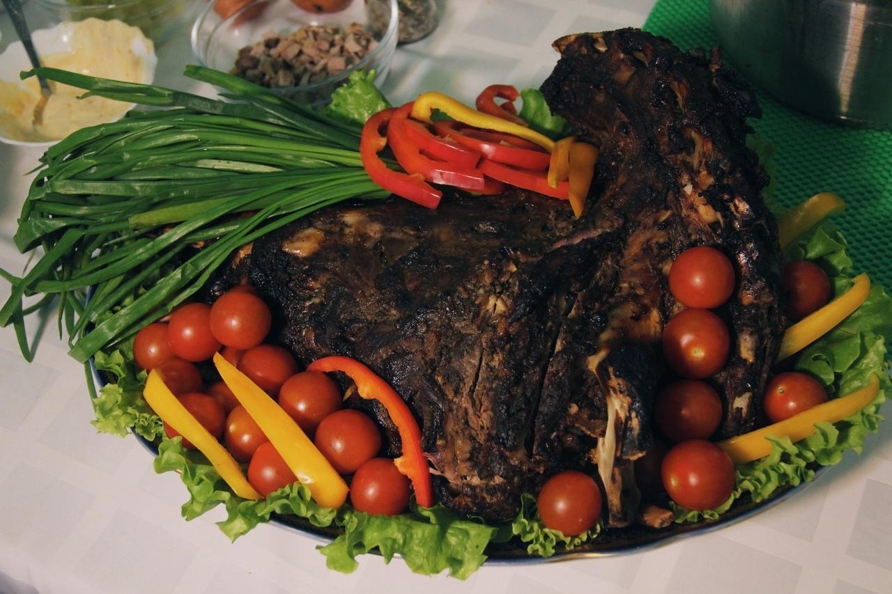 Курянам показали как готовить любимые блюда князей Барятинских