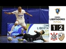 Corinthians VS Carlos Barbosa 1-2 | Quarter Final Copa Libertadores Futsal | 18/07/2019
