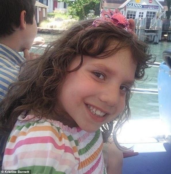Вот это поворот Шестилетняя девочка из Украины, удочерённая американцами, оказалась психически нездоровой 22-летней карлицей По крайней мере, именно так утверждает американка Кристин Барнетт,