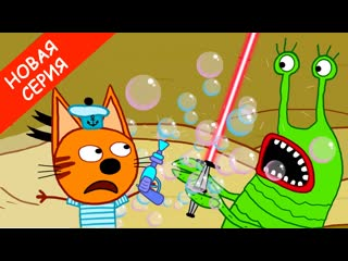 Три Кота | Киностудия | Серия 142 | Мультфильмы для детей