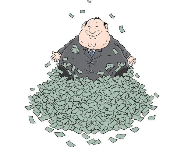 ПРО ДОХОДЫ ЧИНОВНИКОВ И НЕХВАТКУ ДЕНЕГ НА ПЕНСИИ На сайте Кремля опубликовали декларации о доходах руководства страны. Оказалось, что президент РФ за 2018 год заработал 8,5 млн. руб. и это одна