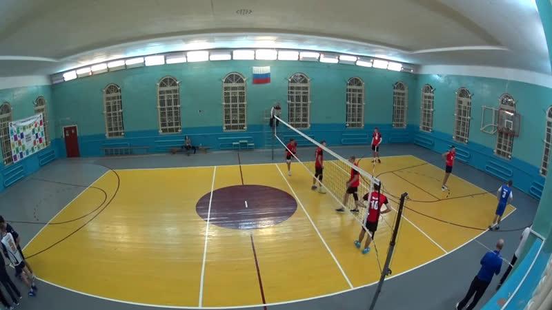 Пламя vs ОГУ - Волейбол в Орле Классика/Пляжка - любители