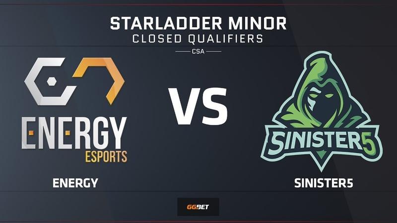 [RU] eNergy vs Sinister5 | Map 1 – Train | Asia Minor CSA Closed Qualifier – StarLadder Major 20