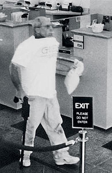 Заложник бомбы В августе 2003 года в банке Пенсильвании появился мужчина по имени Брайан Уэллс. К его шее была привязана бомба, и он утверждал, что был доставщиком пиццы, которого вызвали в дом