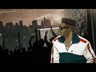 Эволюция хип-хопа / Hip-Hop Evolution (4) The Birth of Gangsta Rap (документальный музыкальный сериал) 720p