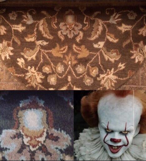 Разглядывали в детстве узоры на ковре?