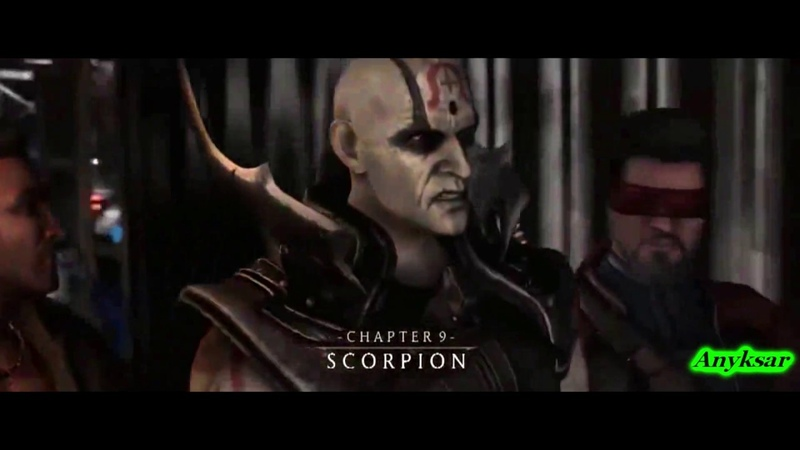 Mortal Kombat X [ GMV ] - Seamless