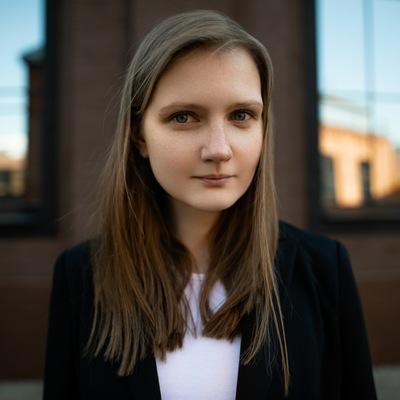 Александра Харламова