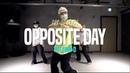Hovey Benjamin - Opposite Day ft. HiDef the Chef | Yellow D Pop up Class | Justjerk Dance Acad