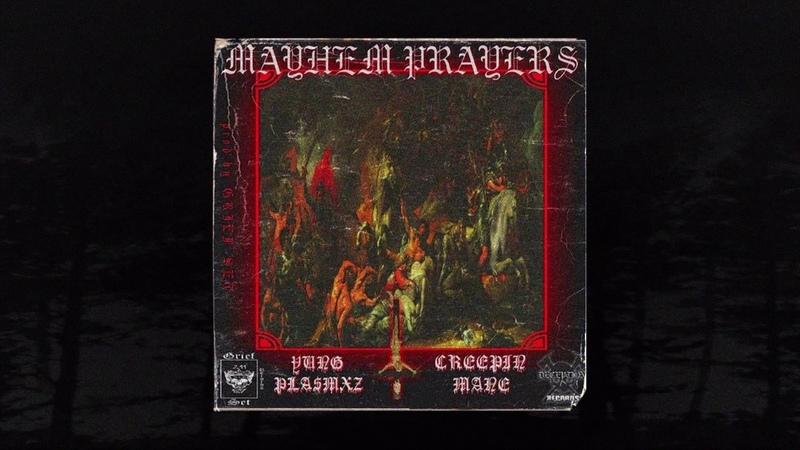 CREEPIN MANE X YUNG PLA$MXZ - MEDITATED DESTRUCTION (Prod. By GRIEFSET) (MEMPHIS 66.6 EXCLUSIVE)