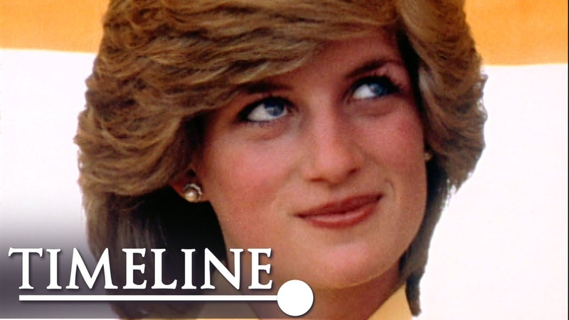 Diana: A Life Through A Lens British Royal Family Documentary Timeline