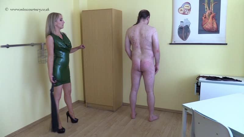 Mistress Courtney: Torture Farm Inspection Part