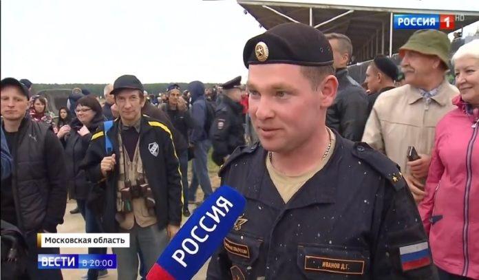 Победителем международного танкового биатлона стал уроженец Марий Эл