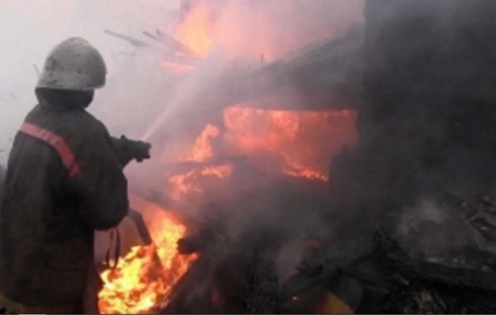 ГУ МЧС: два пожара произошли за день в Волжском районе Марий Эл