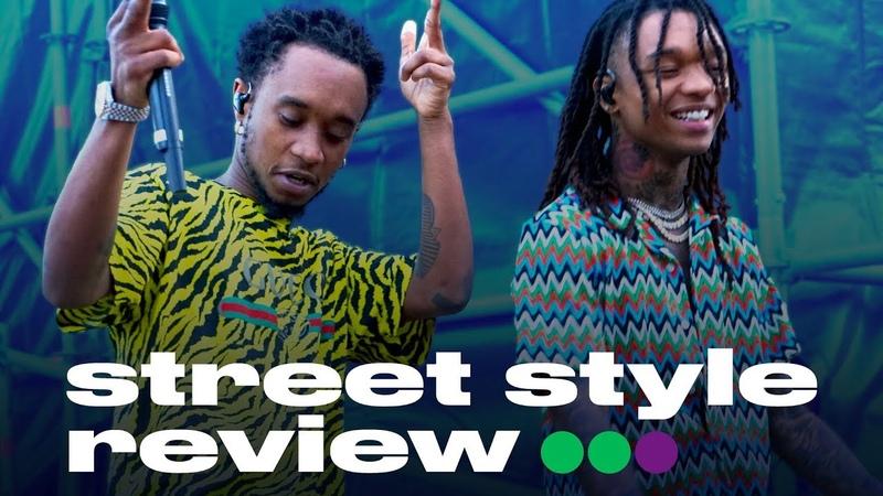 Street Style Review: Rae Sremmurd о своих луках и любимых брендах