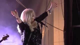 Бонни Тайлер дала концерт под Тулой в Золотом городе на фестивале Среднерусская возвышенность