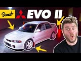 От бампера до бампера Mitsubishi Lancer Evo 2 BMIRussian