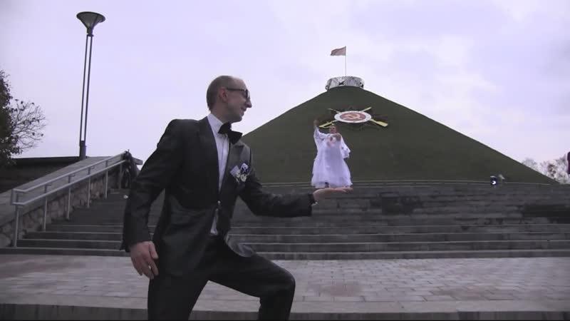 Свадебный клип Андрей Надежда