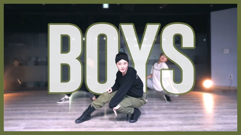 ZZIN CLASS | Lizzo - Boys | E DANCE STUDIO | 걸리쉬댄스 |이댄스학원 |