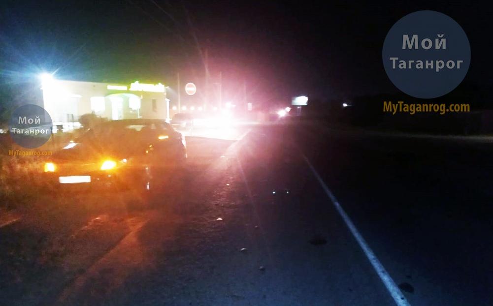 Под Таганрогом под колеса автомобиля KIA Optima попал 67-летний пешеход