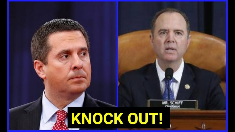 WE WANT THE Whistle-blower - Nunes Makes Schiff Shiver with Damning Demands