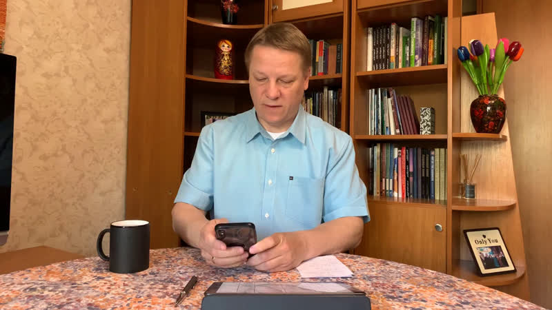 Кофе с Пастором Сверхъестественное Откровение