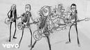 Pearl Jam Superblood Wolfmoon Tiny Concert Animated Video