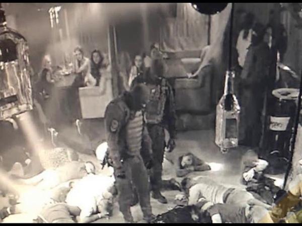 Спецназ устроил маски-шоу в одном из баров Уссурийска