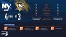 Айлендерс победили дома Питтсбург 43 ОТ