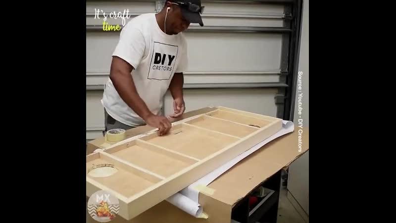 Классный рабочий столик своими руками