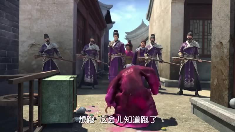 Молодая императорская гвардия (The young Imperial Guards) - 9 серия