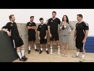 Five to One - Veronica Avluv (Brazzers) | Gangbang Grup Seks Alt
