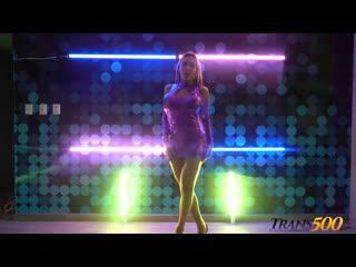 [IKillItTS / Trans500] Lizzy Laynez & Mariana Martix (Martinez) / Triple Thr3eat Transsexuals, Shemale, Shemale on Female