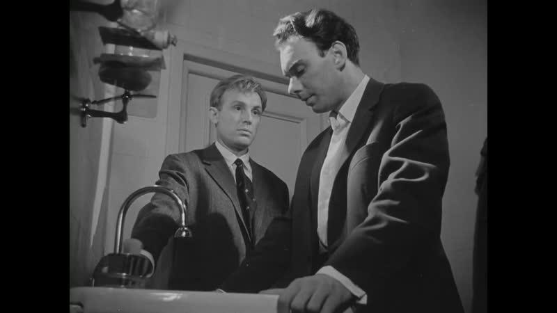 Девять дней одного года 1962 Михаил Ромм драма 720p