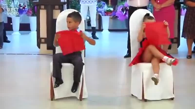 Дети порвали танцпол