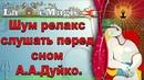Шум релакс для хорошего сна Андрей Дуйко школа Кайлас