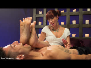 Confirm. fetish foot worship pov foot knows it