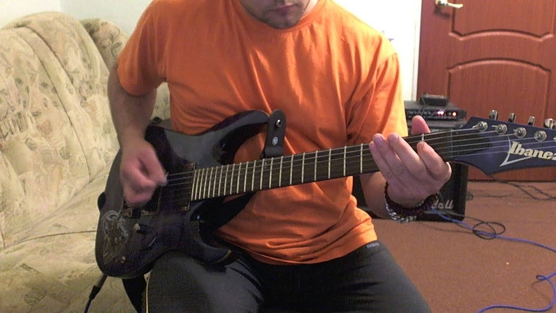 Killswitch Engage - Rose of Sharyn (Cover)