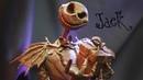 Джек Скеллингтон из пластилина Кошмар перед Рождеством