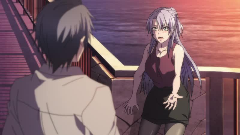 Rikei ga Koi ni Ochita no de Shoumei Shite Mita Любовь Подвластна Науке и Мы Сможем это Доказать 12 серия END