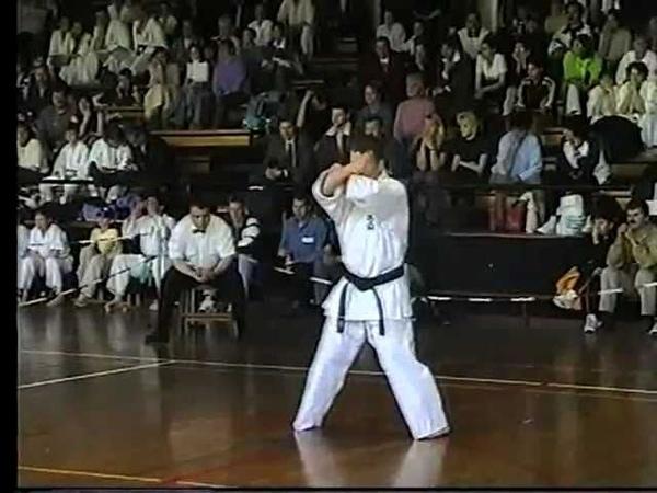 Kihon Kata Sono Shichi 7 V MP Oyama Karate Katowice 1999
