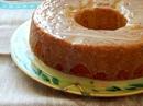 Кекс с шафраном и анисом