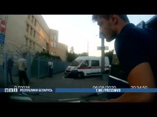 МВД опубликовало видео задержания диджеев, включивших Цоя