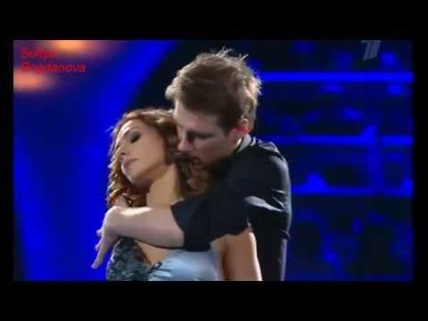 Безумный танец страсти! *Кто виноват* Танцуют Навка и Воробьев